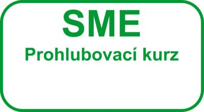 SME prohlubovací kurzy